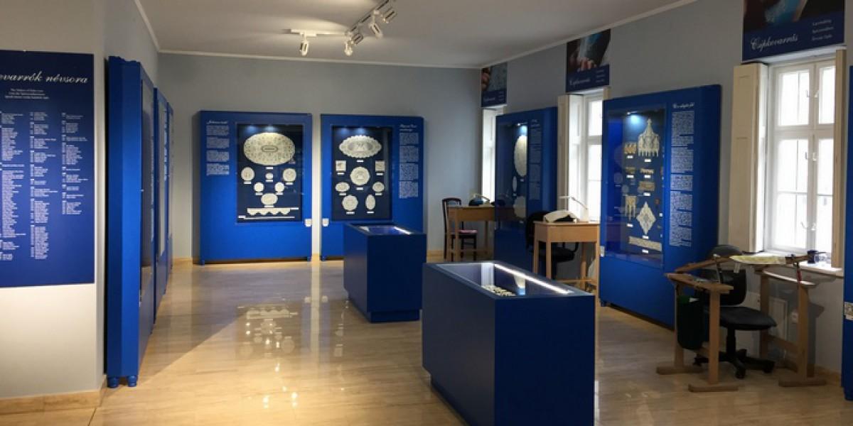 Újra nyit a Csipkemúzeum
