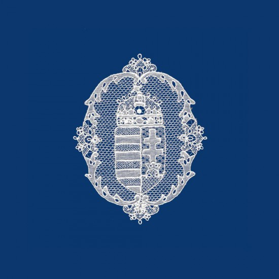 Közepes magyar címer