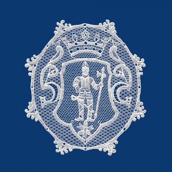 Közepes halas címer