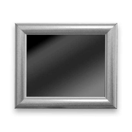 Ezüst négyzetes keret